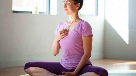 I am Here | Purna Yoga Heartfull Meditation | Letitia Walker