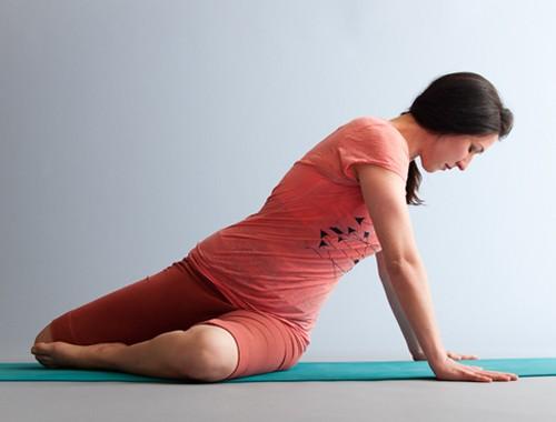 Letitia Walker Matsyanghasana | Purna Yoga