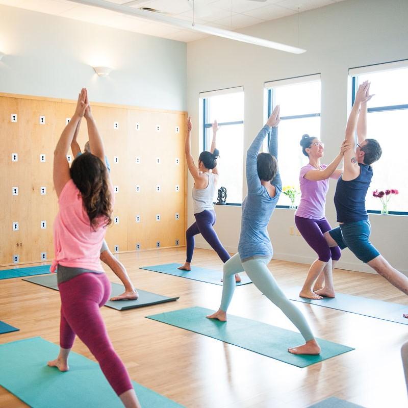 Virabhadrasana 1 | Warrior 1 | Purna Yoga Asheville, NC