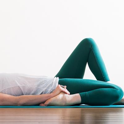 Extension   Purna Yoga Hip Series by Aadil Palkhivala
