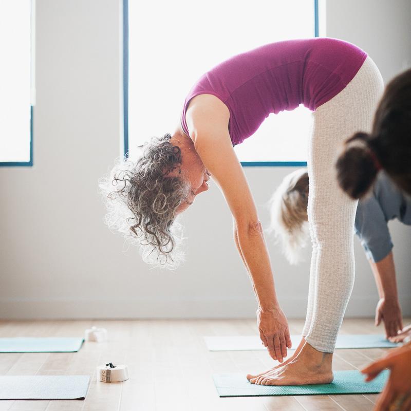 Uttanasana | Forward Bend | Purna Yoga Asheville, NC