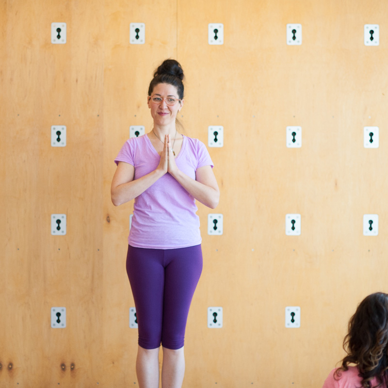 Letitia Walker | The Great Yoga Wall | Purna Yoga Asheville, NC