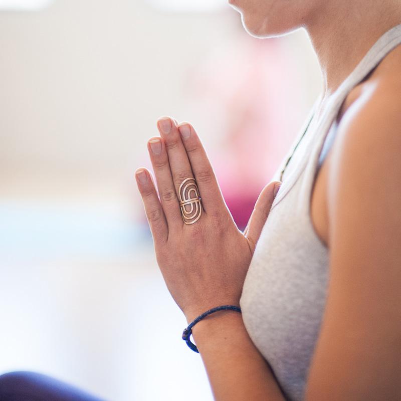 Namaste   Come to center   Heartfull Meditation Purna Yoga Asheville, NC