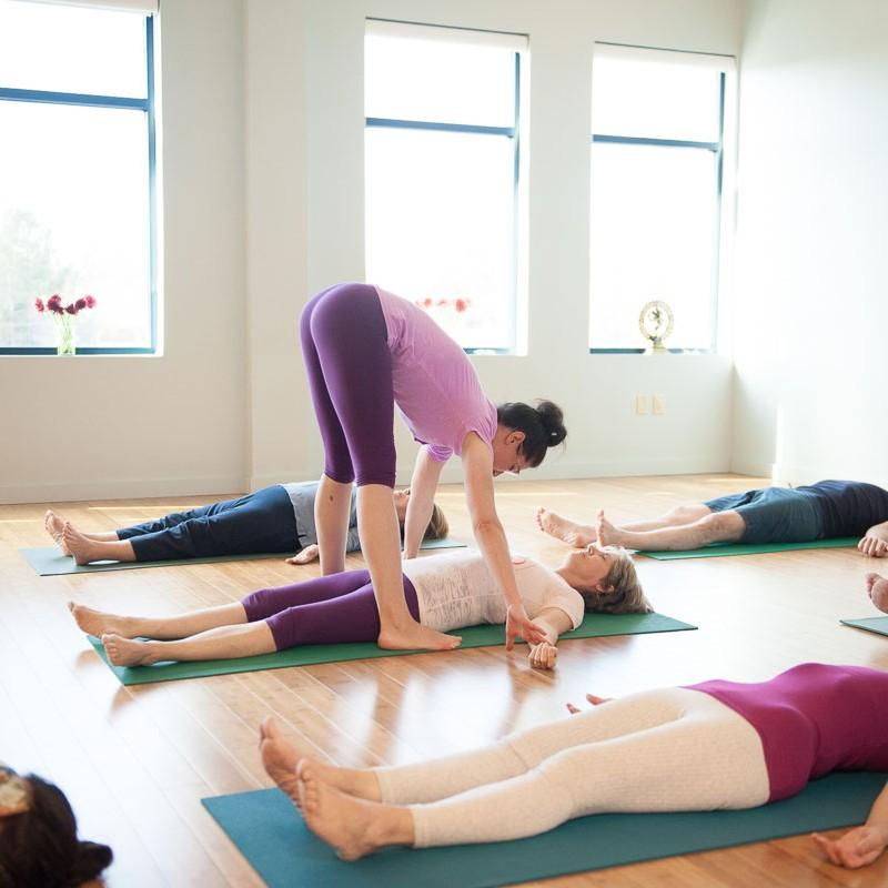 Shavasana   Purna Yoga Asheville, NC
