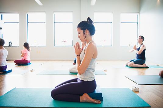 Purna Yoga | Heartfull Meditation Virasana Asheville, NC