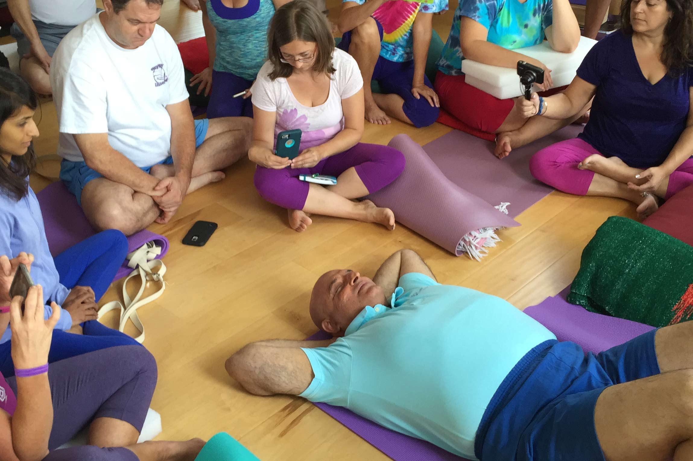Aadil Palkhivala Still Point | Live Yoga Now
