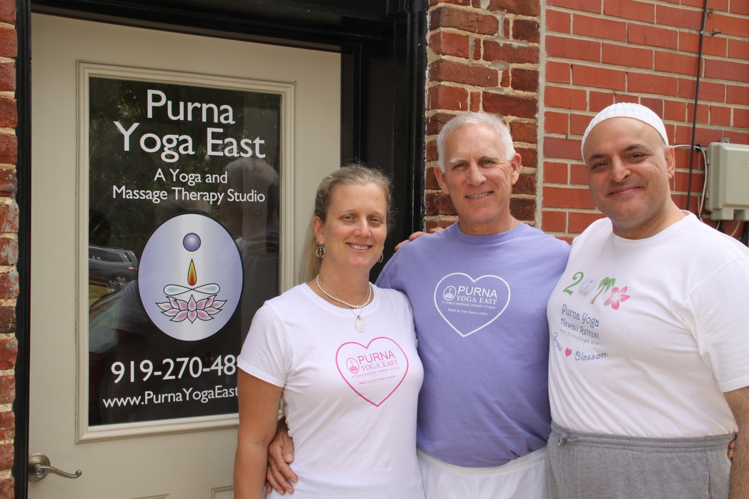 Purna Yoga East | Live Yoga Now