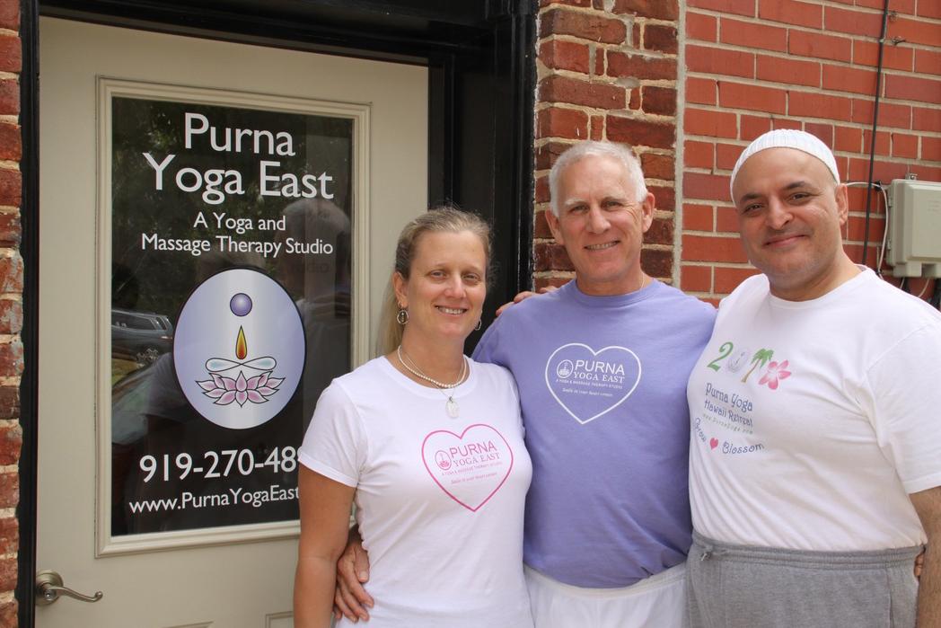 Purna Yoga East | Live Yoga Now