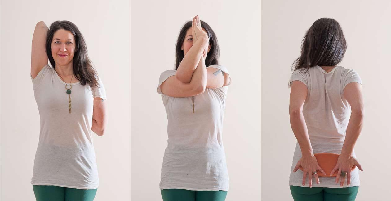 Shoulder Work Poses | Live Yoga Now