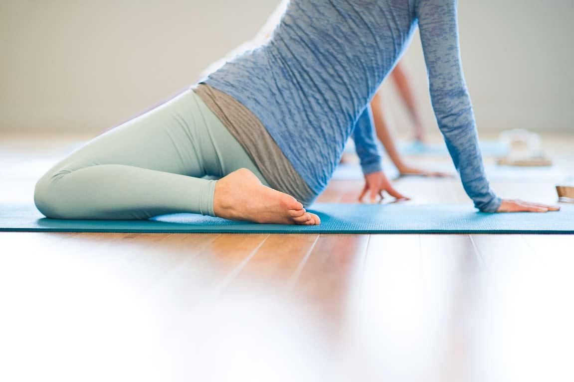 SI Joint in Matsyangasana | Live Yoga Now