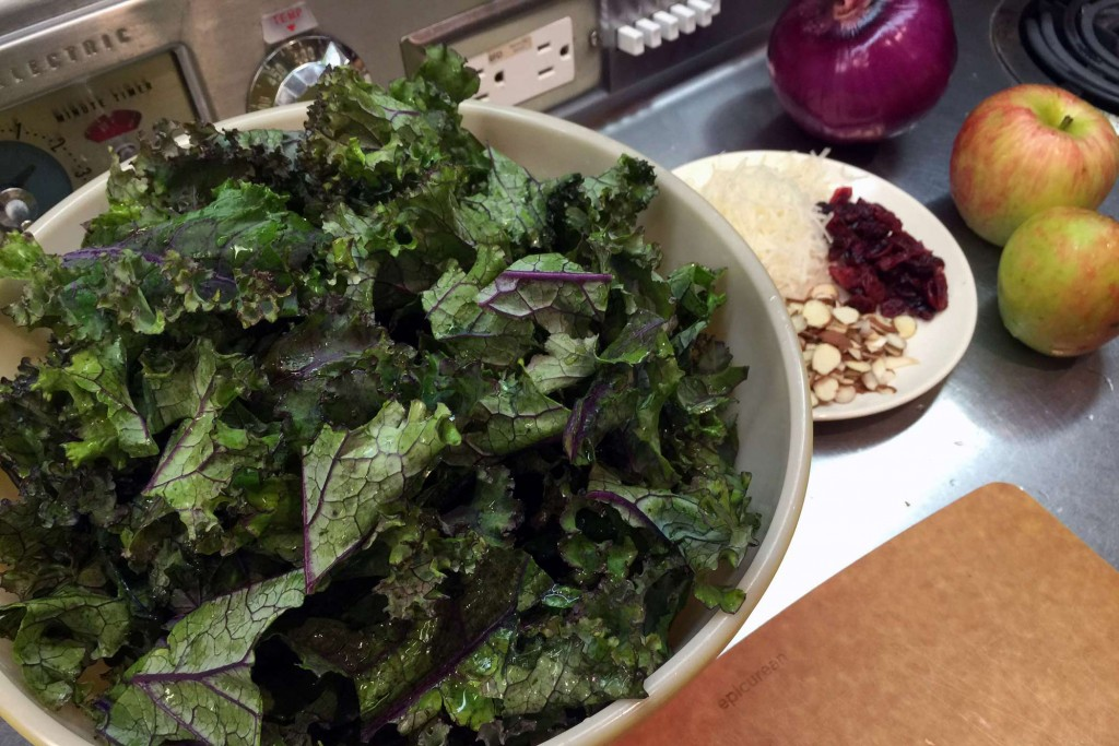 Red Kale |Live Yoga Now