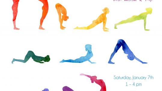 Surya Namaskar Workshop | Live Yoga Now