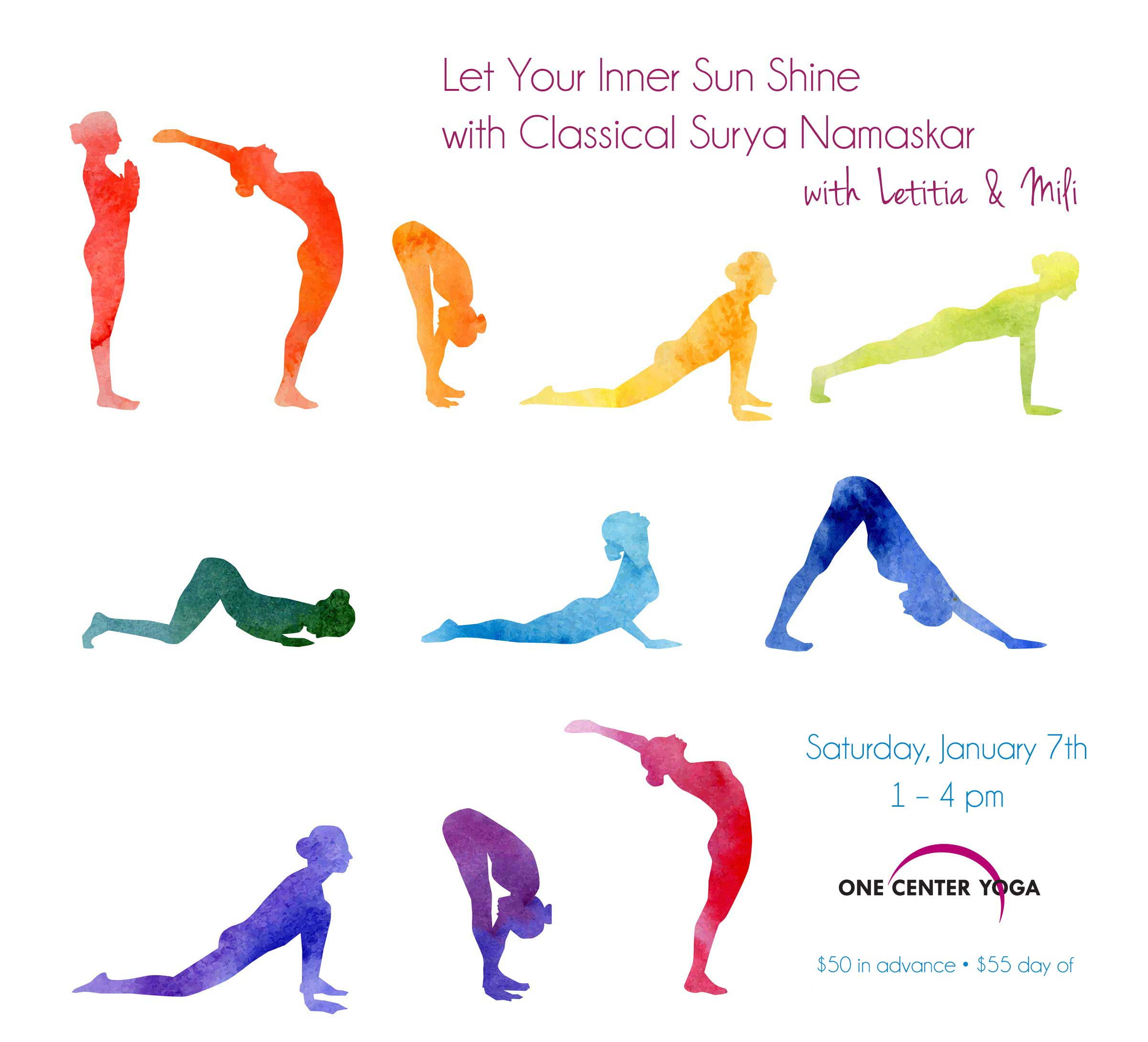 Surya Namaskar Workshop | Live Yoga Now
