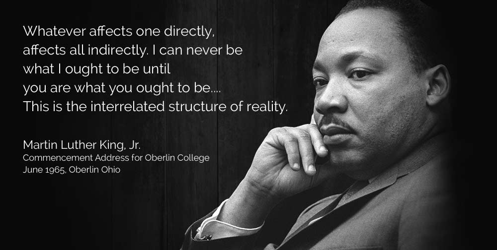 Martin Luther King, Jr. | Live Yoga Now