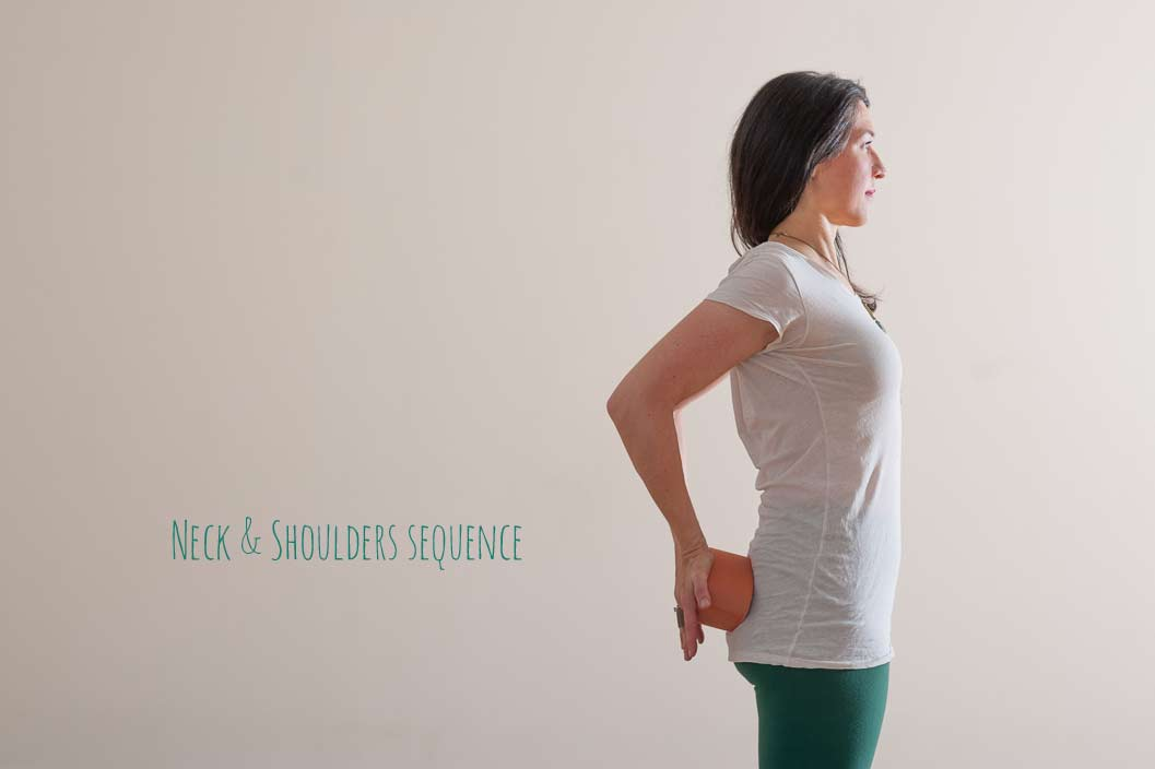 Shoulder Pose | Live Yoga Now