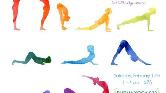 Live Yoga Now | Surya Namaskar