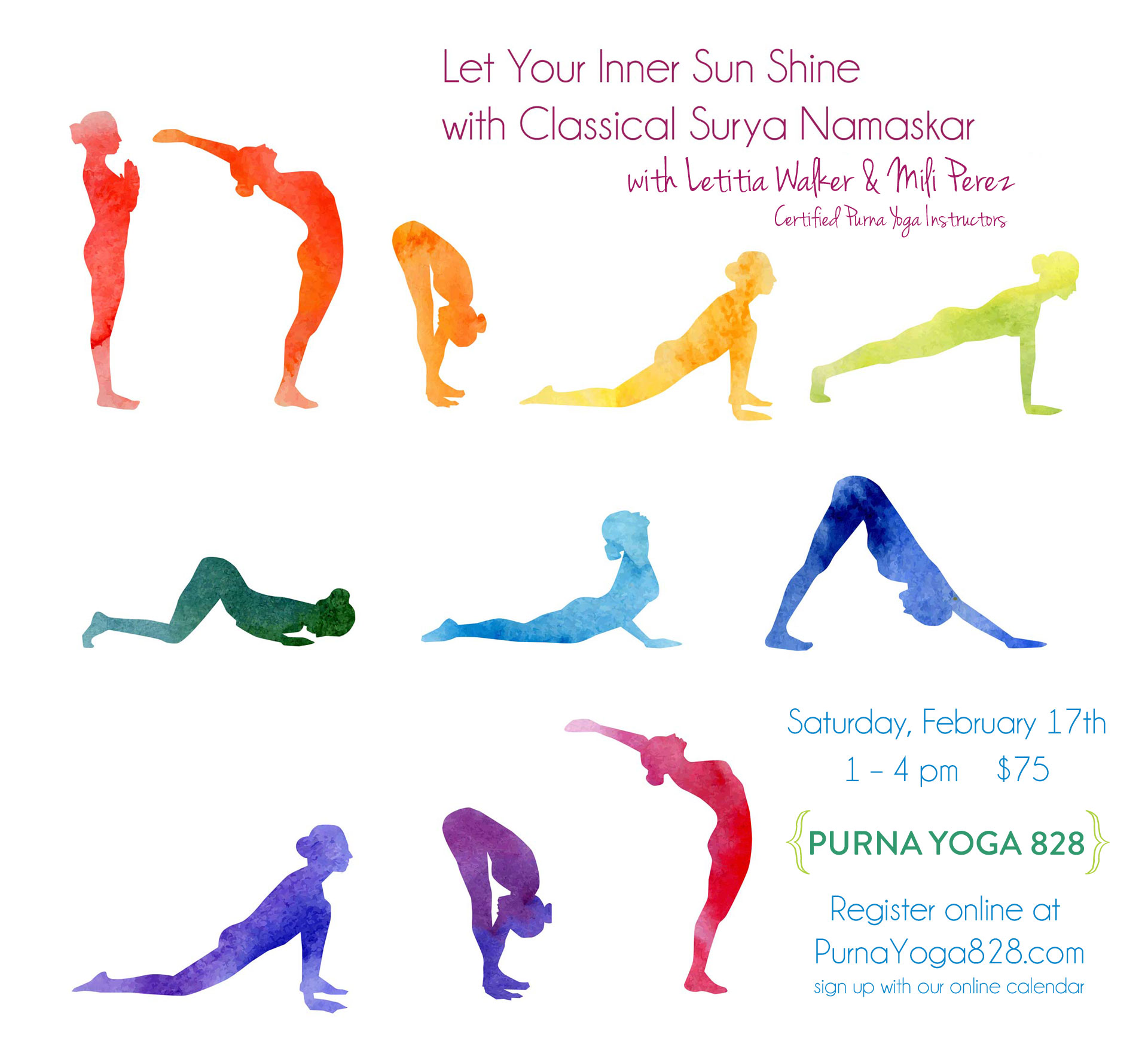 Live Yoga Now | Surya Namaskar