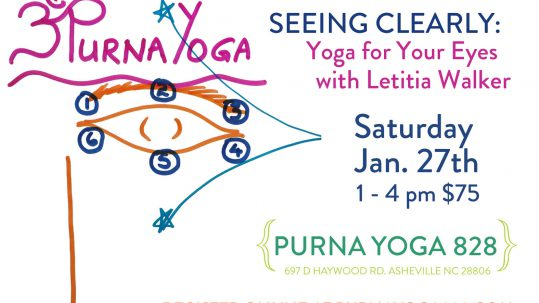 Live Yoga Now | Yoga for Your Eyes