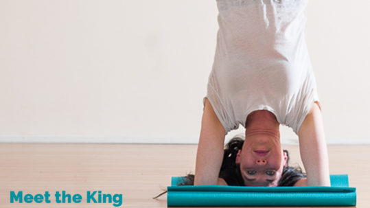 Meet the King: Mastering the Basics of Headstand   Purna Yoga 828