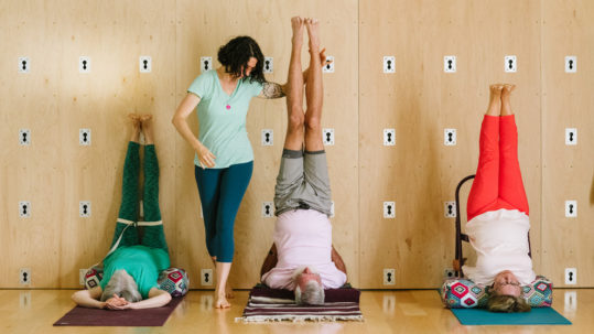 Sarvangasana | Live Yoga Now