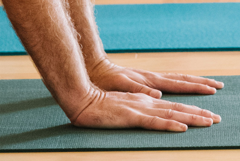 Yoga for Hands and Wrists | Purna Yoga 828