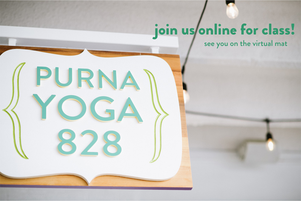 Virtual Classes at PY828 | Purna Yoga 828