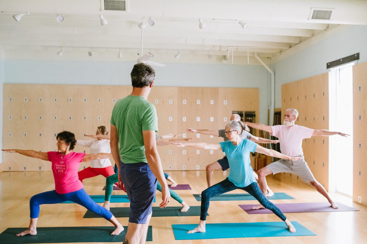 Vira II | Purna Yoga 828