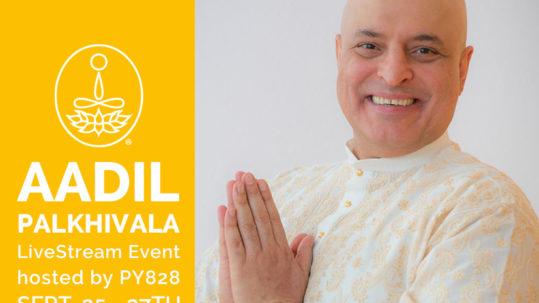 Aadil Palkhivala   Purna Yoga 828