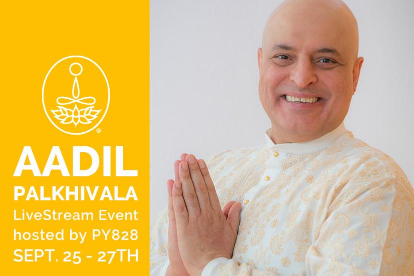 Aadil Palkhivala | Purna Yoga 828