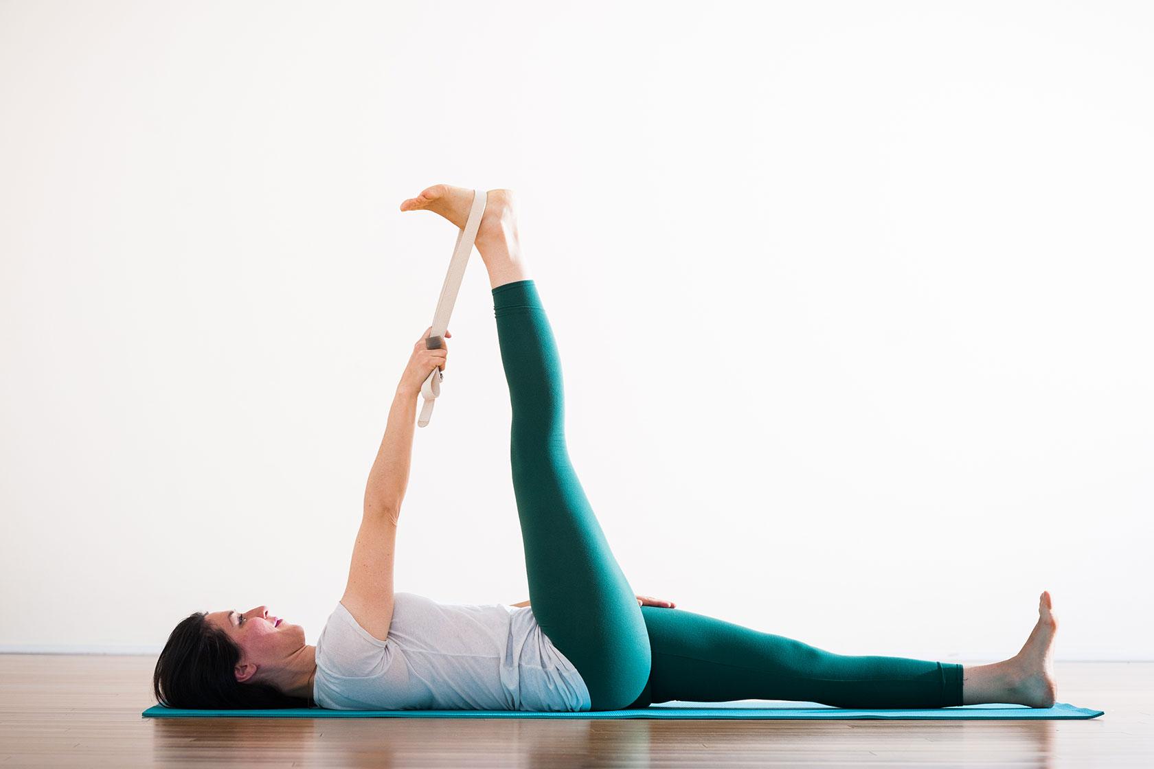 Yoga for Low Back Health | Purna Yoga 828